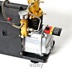 Pump Electric High Pressure 30MPa Air Compressor System Rifle PCP Air Gun 220V