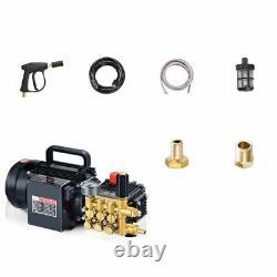 QL-390 copper household cleaning machine high pressure car washer pump 7Mpa