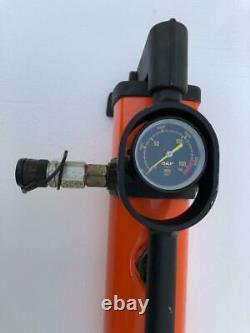 SKF 728619 HIGH PRESSURE HYDRAULIC HAND PUMP 150 MPa/ 1500 BAR #3