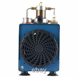 UPGRADED 30MPA 1800W Air Compressor Pump Airsoft Paintball Airgun High Pressure