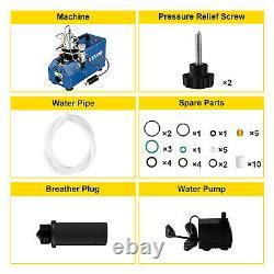 VEVOR 30MPA/1800W Air Compressor Pump Airsoft Paintball Airgun High Pressure