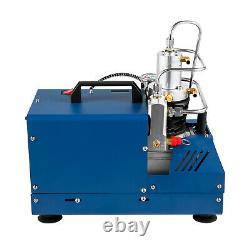 VEVOR 30MPA 1800W Air Compressor Pump Airsoft Paintball Airgun High Pressure