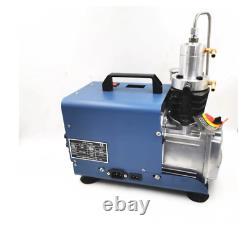 YONG HENG 30MPA 4500PSI High Pressure Air Pump Compressor PCP Airgun Scuba 110V