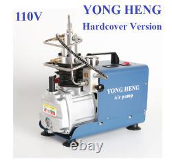 YONG HENG High Pressure Air Pump Compressor PCP Airgun Scuba 30MPA 4500PSI 110V