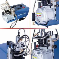 110v/220v Haute Pression 30mpa Pompe Compresseur Électrique Pcp Pompe À Air Électrique T