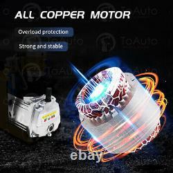 110v Haute Pression 30mpa Electric Pcp Air Pump Compressor Auto Arrêt 4500psi