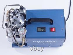 220v 30mpa 4500psi Pcp Système De Pompe À Air Comprimé Électrique Haute Pression