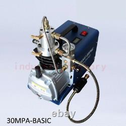 220v 30mpa Air Compressor Pump High Pressure Electric Pump Airgun Plongée Sous-marine