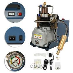 220v 30mpa Pompe À Compresseur D'air Pcp Système Électrique Haute Pression Bon Article Nouveau