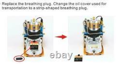 220v Pompe À Air Gonflable À Haute Pression Kit De Plongée De Compresseur De Pcp Électrique 40mpa