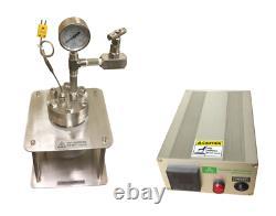 250ml Jusqu'à 20mpa High Pressure Chemical Reactor