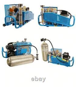 300 Bars Pcs Nouveau Compresseur D'air 110/230/380 V Pompe 4500 Psi 30mpa Haute Pression