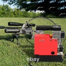 300bar Pcp Air Gun Rifle Compresseur Électrique Pompe 30mpa Pour Voiture 12v / Accueil 220v