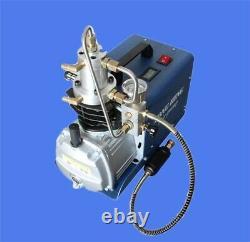 30mpa 40l/min Système Électrique Haute Pression Rifle Compresseur D'air Pompe 220v Wi