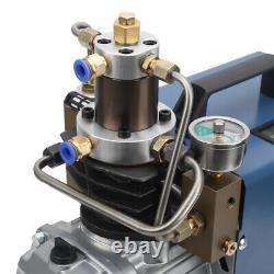 30mpa 4500psi 1800w Pompe À Compresseur D'air Électrique Haute Pression Industria L- Uk