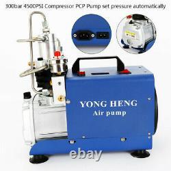 30mpa 4500psi Pompe À Air Haute Pression Pcp Compresseur Et Filtre À Huile D'eau Filtration