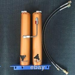 30mpa Filtre À Air À Double Seau Haute Pression Séparateur D'huile-eau Pour Pompe À Air