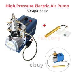 30mpa Haute Pression Compresseur Pompe À Air Et Huile Séparateur D'eau Plongée Sous-marine