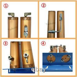30mpa Haute Pression Pcp Filtre À Air Comprimé Filtre Huile-eau Séparateur Plongée Sous-marine