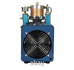 30mpa Pompe À Air Électrique Haute Pression Pompe Compresseur Pression Réglable