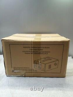 350w Pcp Compresseur D'air 110v/12v Pompe 4500psi 30mpa Airgun À Haute Pression