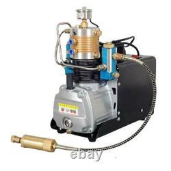 4500psi Compresseur D'air 1800w Set Pression Auto-stop Pcp 30 Mpa Haute Pression