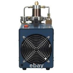 4500psi Pompe À Compresseur D'air 1800w 30mpa Scp Système Électrique À Spiral Haute Pression