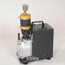Arrêt Automatique Réglable 4500 Psi Compresseur D'air Txes012 Haute Pression 30mpa 110v