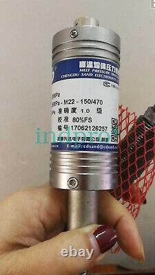 Capteur De Pression De Fusion À Haute Température Pt127-35mpa-m22-150