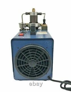 Compresseur D'air Électrique Haute Pression Réglable 30mpa 110v 1800w