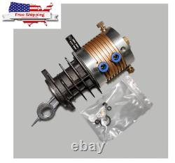 Compresseur D'air Haute Pression 30mpa 40mpa Pièces Pompe Électrique Cylindre Tête Pcp