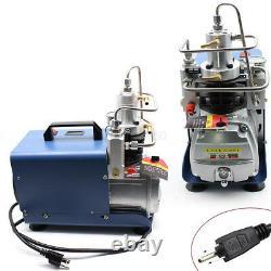 Compresseur D'air Pcp Électrique Haute Pression 220v 30mpa 4500psi Pompe De Plongée Sous-marine