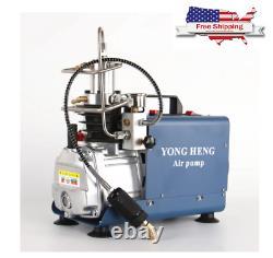 Compresseur Yongheng Pompe À Air Électrique Haute Pression Pcp 300bar 30mpa 4500psi