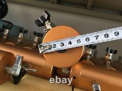 Filtration De Séparateur D'huile-eau De Filtre À Air Haute Pression 30mpa Pour Plongée Sous-marine