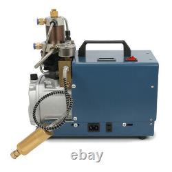 Haute Pression 30mpa 220v Compresseur Électrique De Pompe À Air De Compresseur Rifle Pneumatique