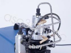 Intbuying 30mpa Pompe À Air Haute Pression Machine À Compresseur D'air Pcp Électrique 110v