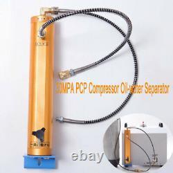 Pcp Compresseur D'air Filtre De Séparateur D'huile D'eau 30mpa Pompe À Haute Pression Plongée