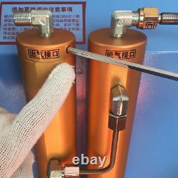 Pompe À Air Compresseur Haute Pression 30mpa Filtre Water-oil Sparator Pour Scuba