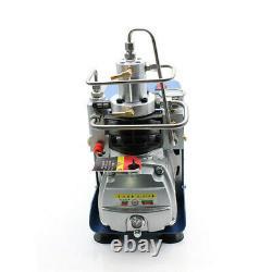 Pompe À Air Comprimé Électrique Pcp Haute Pression 300bar 4500psi Scuba 220v 30mpa