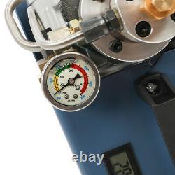 Pompe À Air De Compresseur De Pcp Électrique Haute Pression Rifle Pneumatique 30mpa 220v
