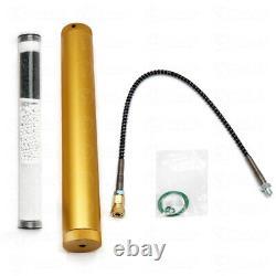 Pompe À Air De Compresseur De Pcp Haute Pression Séparateur Huile-eau 30mpa 50x350mm