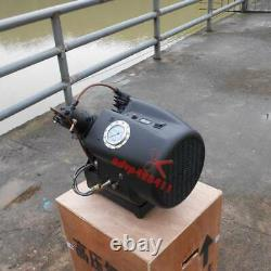 Pompe À Air Haute Pression 40mpa Gonflateur Électrique Pompe À Compresseur D'air Pcp 220v