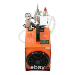 Pompe À Air Haute Pression Compresseur Électrique 30mpa 220v Uk Plug Avec Boîtier De Machine