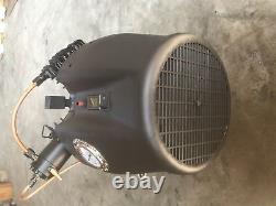 Pompe À Air Haute Pression Électrique 40mpa Pompe À Double Cylindre À Eau Refroidie 220v Tf