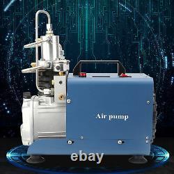 Pompe À Air Haute Pression Yong Heng 30mpa Pompe À Air Automatique Arrêt De La Pompe À Air Eu Plug 4500psi