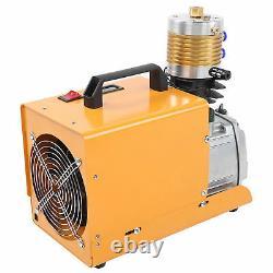 Pompe À Air Pneumatique Intégrée À Haute Pression 30mpa 4500psi Eu Plug 220v