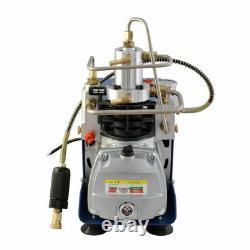 Pompe À Compresseur Électrique Haute Pression 110v Pcp Pompe À Air Électrique 30mpa Nouveau