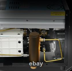 Pompe À Haute Pression Compresseur D'air Pcp 12v Rifle Pneumatic Inflateur 4500psi 30mpa
