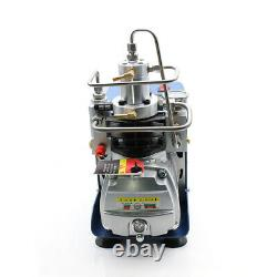 Pompe Compresseur D'air 1.8kw Pcp Electric High Pressure System Rifle 30mpa 4500psi