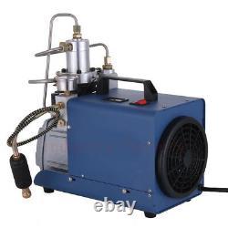 Pompe Compresseur D'air 30mpa 110v Pcp Électrique 4500psi Haute Pression Yong Heng